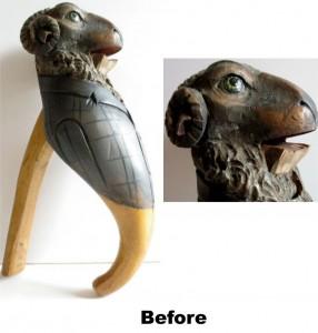 ANRI Ram - Before