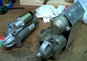 High torque starter