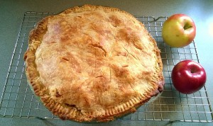 HomemadeApple Pie